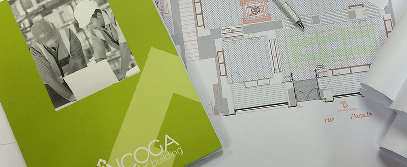 INCOGA NORTE LAUNCHES ITS NEW CORPORATE IMAGE AND CREATES THE INCOGA SMART BUILDING BRAND