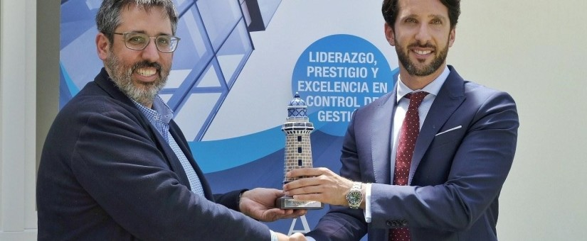 INCOGA AWARDED TO THE BEST PRACTICES IN MANAGEMENT CONTROL GALICIA 2018