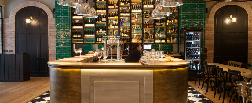 INCOGA EXECUTES THE NEW DESIGN LINE OF LA PENELA RESTAURANTS IN MADRID