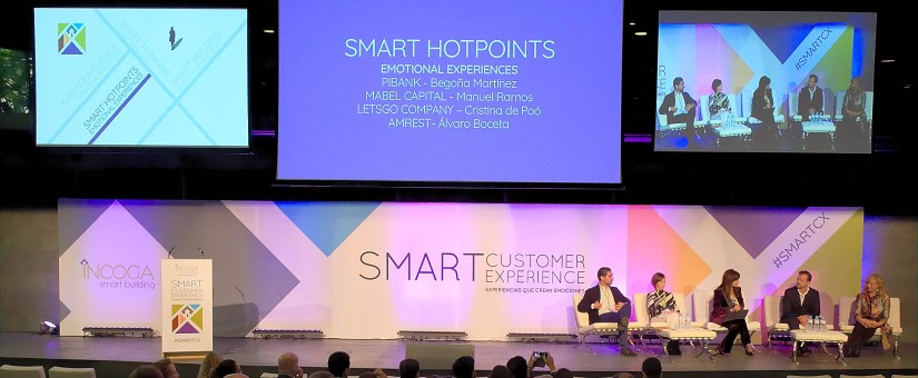 I SMART CUSTOMER EXPERIENCE FORUM HELD BY INCOGA SMART BUILDING