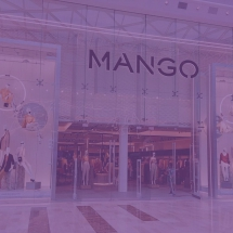 RETAIL – Mango White City Londres